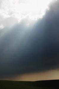 Kurz vor dem Regen